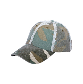 6854-Low Profile (Uns) Fashion Camo Cap