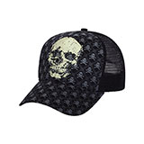 Pro Style Fitted Mesh Cap