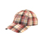 Main - 6866-Low Profile (Uns) Washed Plaid Cap