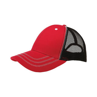 6892-Low Profile (Str) Mesh Cap
