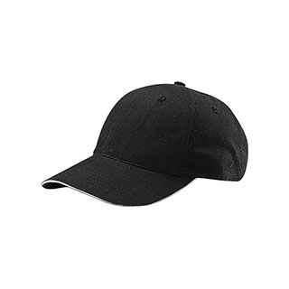 6909B-Low Profile Lt Wt Brushed Cotton Twill Cap