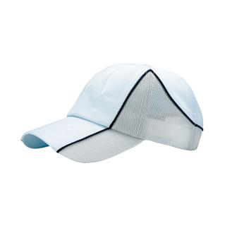 6955B-Microfiber/Mesh Back Cap