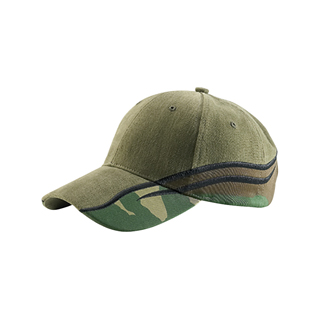 6960-Low Profile (Str) Heavy Brushed Cotton Twill Cap