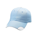 Low Profile (Uns) Cotton Twill Washed Cap