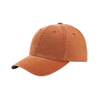 6988-Low Profile (Uns) Twill Washed Cap