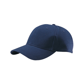 7612-Low Profile (Str) Heavy Brushed Cotton Twill Cap