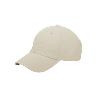 7636A-Low Profile (Uns) 100% Organic Cotton Cap