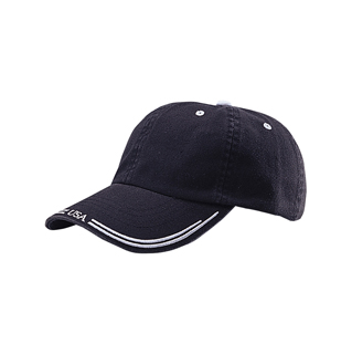 7677Y-Youth Low Profile (Uns) Washed Cotton Twill Cap