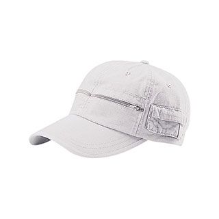 7680-Rip-Stop Fabric Washed Cap