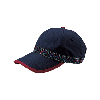 7697-Low Profile (Str) Brushed Microfiber Cap