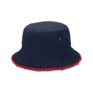 7823-Cotton Twill Heavy Washed Bucket Hat