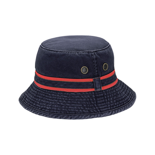 7824-Cotton Twill Heavy Washed Bucket Hat