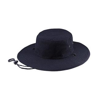 7848-RIP STOP WEAVE AUSSIE HAT W/STRING