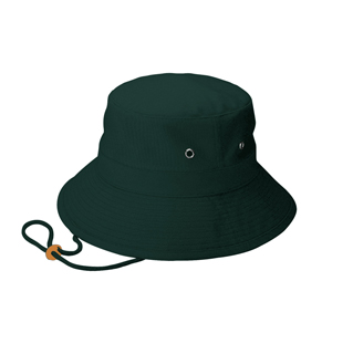 7868-Brushed Twill Bucket Hat
