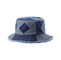 Main - 7890Y-Youth Cut & Sewn Denim Washed Bucket Hat