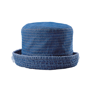 7894-Washed Denim Bucket Hat