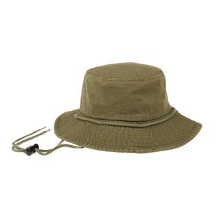 7899-Cotton Twill Washed Bucket Hat
