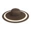 Main - 8218-Ladies' Wide Brim Fashion Toyo Hat