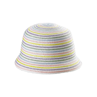 8506Y-Girls' Straw Hat