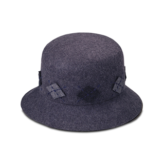 8705-LADIES' FELT HAT