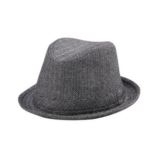8706-Wool Fedora Hat