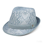 Infinity Selections Fashion Fedora Hat