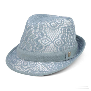 8951-Infinity Selections Fashion Fedora Hat