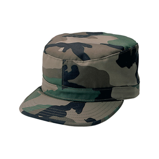 9004A-Camouflage Twill Army Cap