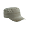 Main - 9033-Enzyme Washed Herringbone Cotton Twill Army Cap