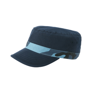 9037-Enzyme Washed Cotton Twill Army Cap