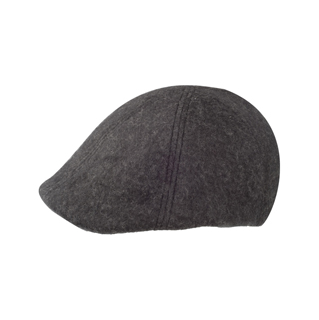 2137-Wool Winter Ivy Cap