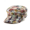 Main - 9047-Fashion Plaid Army Cap