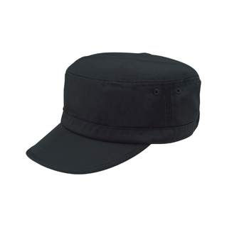 9053-PET SPUN Washed Army Cap