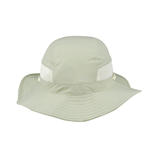 J7215-Juniper Taslon UV Bucket Hat w/ Roll-Up Flap