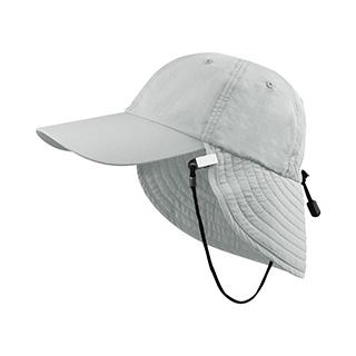 J7221-Outdoor Taslon UV Cap w/ String & Clip