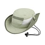 Juniper Taslon UV Bucket Hat w/ Zipper Pocket