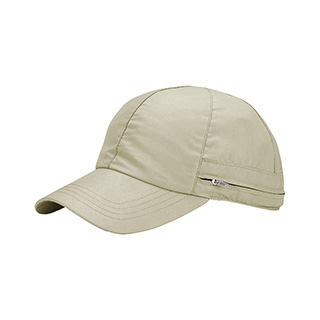 J7638-Juniper Microfiber Cap w/ Packable Flap