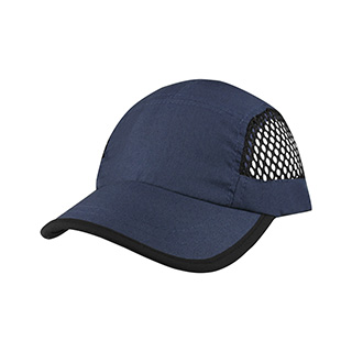 J7699-Juniper Nylon Oxford and Mesh Cap