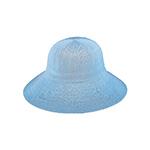 Ladies' Knitted Wide Brim Hat