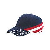 Low Profile (Uns) Cotton Twill Cap