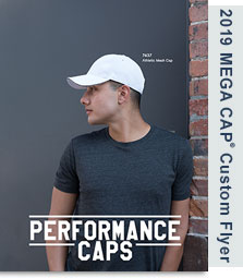 Performance Caps Custom Flyer
