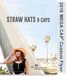 Straw Hats Custom Flyer