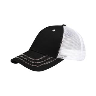 6892-Low Profile (Str) Mesh Cap
