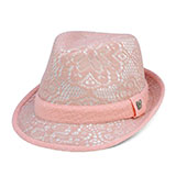 Infinity Selections Fashion Fedora Hat