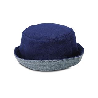 3004-Fleece Reversible Bucket Hat