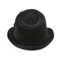 Back - 8948-Infinity Selections Polyester Denim Fedora Hat