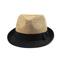 Front - 8950-Infinity Selections Raffia  Fedora Hat