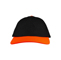 Front - 7618-Low Profile Breathable Mesh Cap