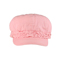 Front - 6599-Ladies' Brushed Canvas Newsboy Hat