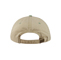 Back - 6549-Low Profile (Uns) Pigment Dyed Cotton Twill Washed Cap